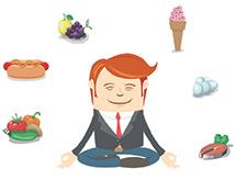 manger en pleine conscience